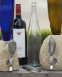 rock wine dispenser