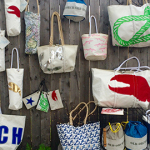seabags recycled sail bags