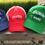 beachology baseball hats