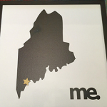 maine magnetic board