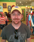 beachology baseball cap worn by Scott Grimes